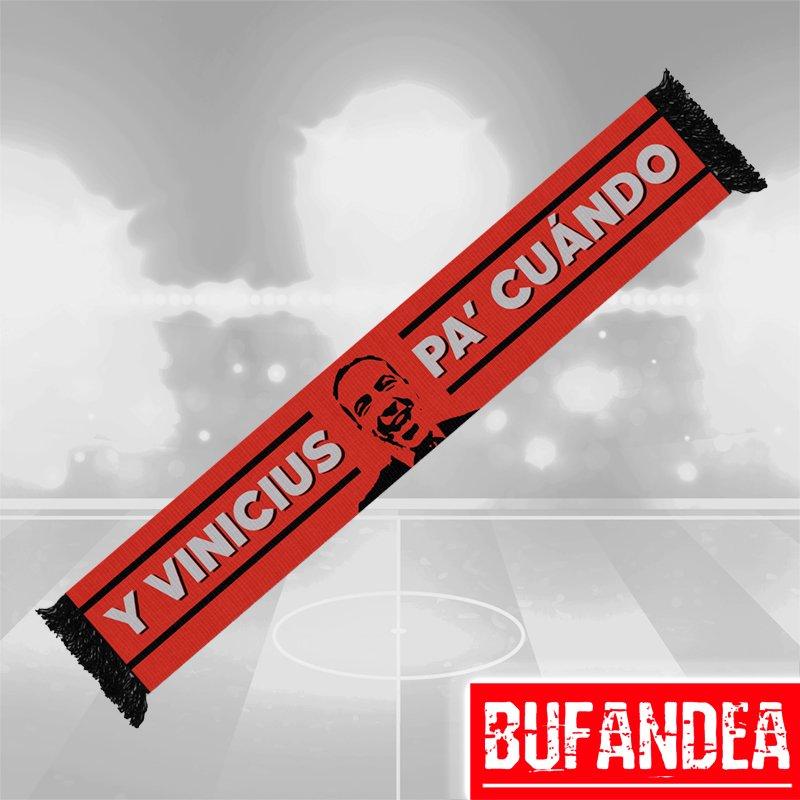 Bufanda Y Vinicius Pa' Cuando