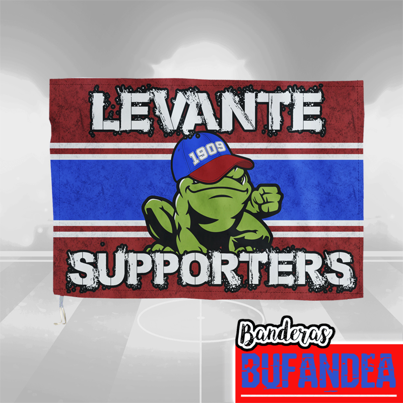 Bandera Levante Supporters