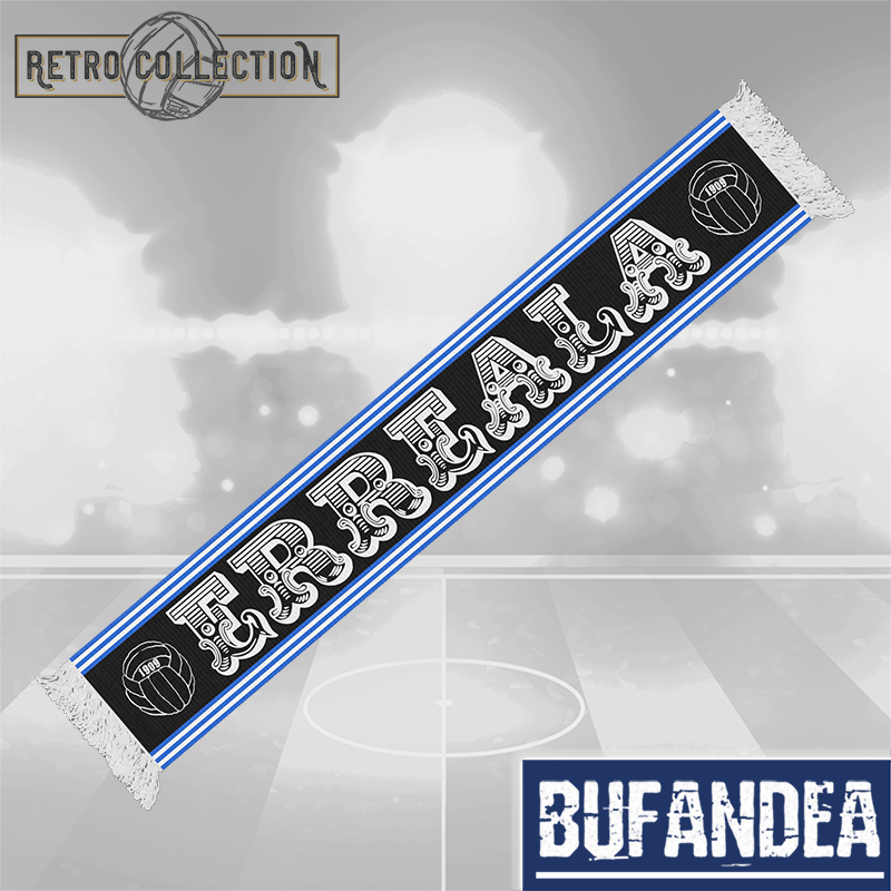 Bufanda Real: Retro