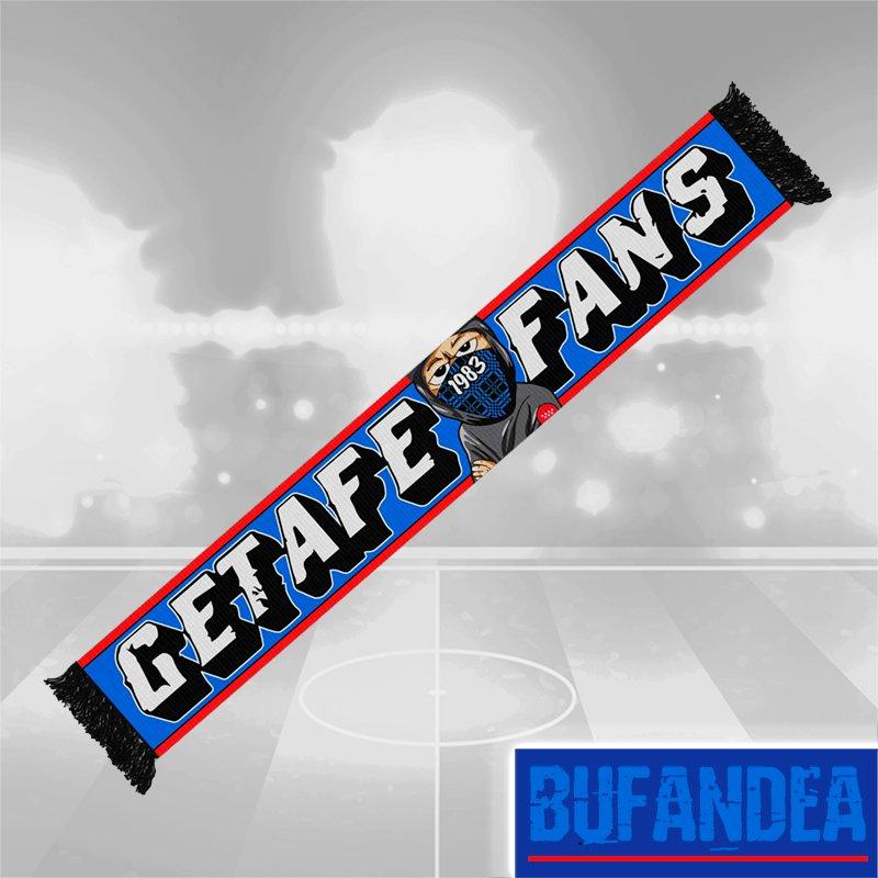 Bufanda Getafe Fans
