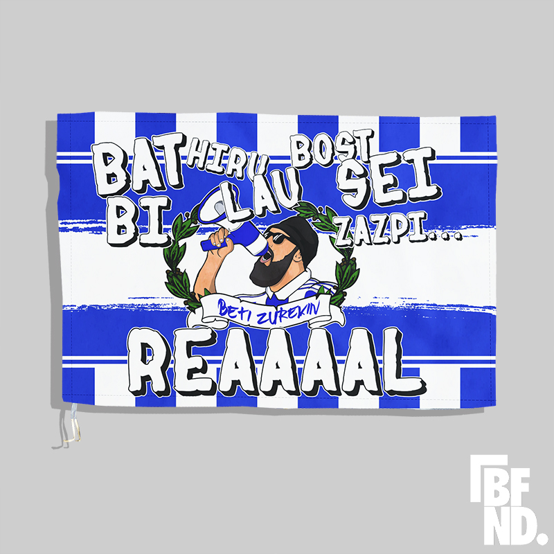 Bandera Real Bat Bi