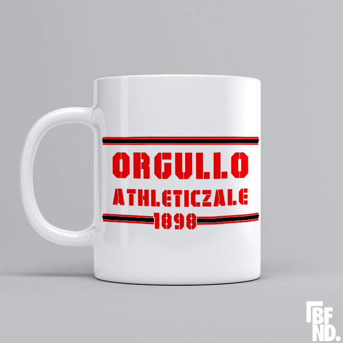 Taza Athletic Orgullo