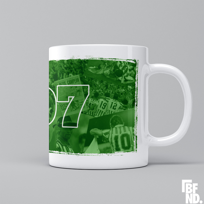 Taza Betis Collage