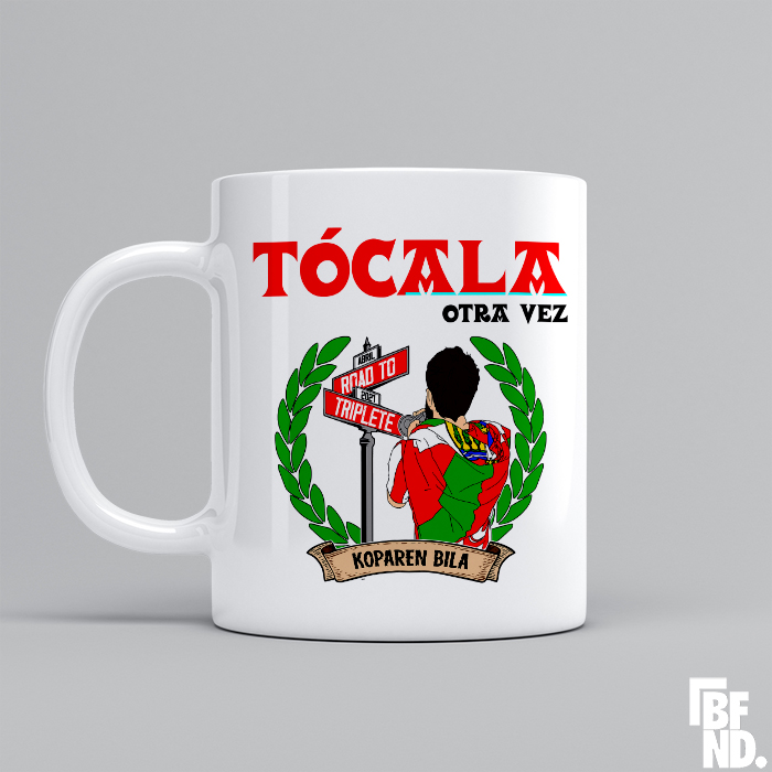 Taza Athletic Koparen Bila