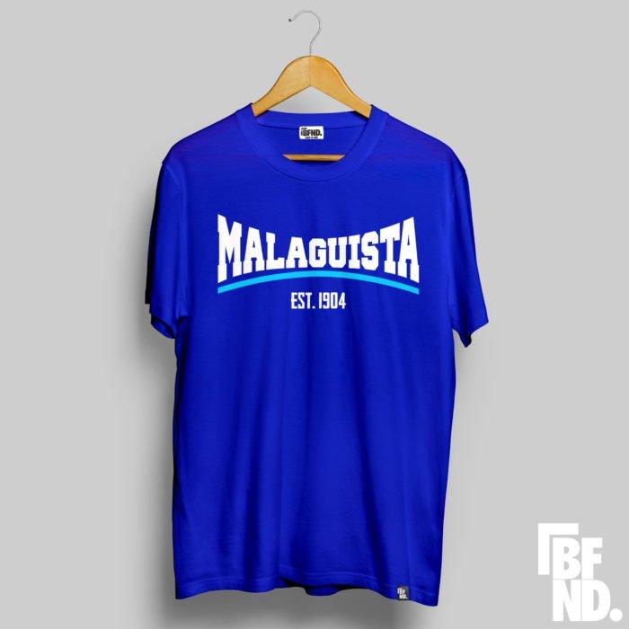 Camiseta Málaga Malaguista