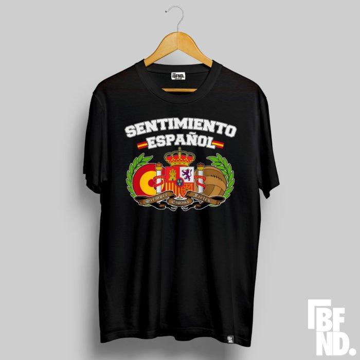 Camiseta España Sentimiento